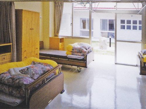 特別養護老人ホーム 森の里 居室(4人室)