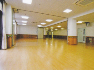 特別養護老人ホーム森の里 木精館(こだまかん)玄関ホール