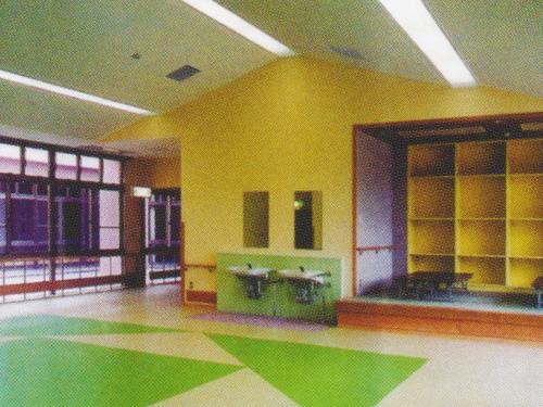 デイサービスセンター あおやま百々 機能回復訓練室